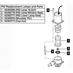 PerkinElmer - N6120047 - Photoionization Detector (PID) Add-on Kit for PerkinElmer AutoSystem Series