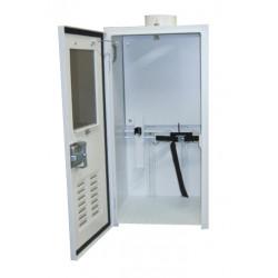 PerkinElmer - N8121066 - Gas Cabinet f/2 Cylinders incl. Brackets