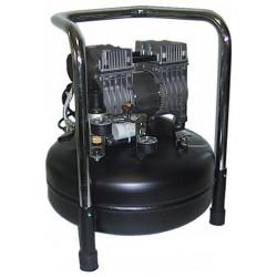 PerkinElmer - N9306293 - Compressor, 6 gallon, 220 volt, 50 Hz output 2.5CFM, 5.0 Micron prefilter and regulator for GC Only