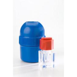 PerkinElmer - NEC720A250UC - Deoxy-D-glucose, 2-[14C(U)]-, Specific Activity: 250-350mCi (9.25-13.0GBq)/mmol, 250µCi (9.25MBq)