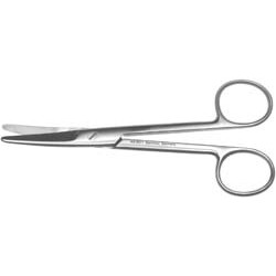 Roboz Surgical - Rs-6871 - Mayo Scs 5.5in Crv / Operating Mayo Scs 5.5in Crv / Operating (each)