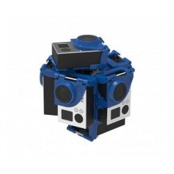 360Heroes - PRO7B - 360Rize Pro7 v2 - VR Kit for 7 GoPro Cameras