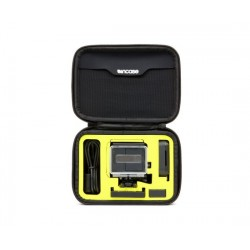 Incase Designs - CL58080 - Incase Carrying Case for Camera, Accessories - Black, Lumen - 1680D Ballistic Nylon - 8.5 Height x 5.5 Width x 3 Depth
