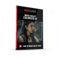 Red Giant - MBT-COLOR-D - Magic Bullet Colorista IV