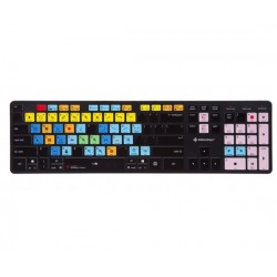 Editors Keys - EK-KB-CBASE-SLM-US - EditorsKeys Cubase Slimline Keyboard