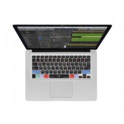 Editors Keys - EK-CV-LOGX-K57-USUK - Editors Keys Logic Pro X Keyboard Cover