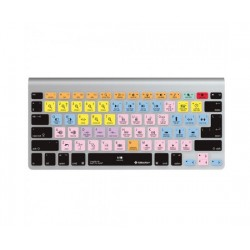 Editors Keys - EK-CV-PT-K57-USUK - Editors Keys ProTools Keyboard Cover for MacBook and Wireless Keyboards