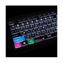 Editors Keys - DAV-BL-WIN-US - Editors Keys Backlit Keyboard for DaVinci Resolve