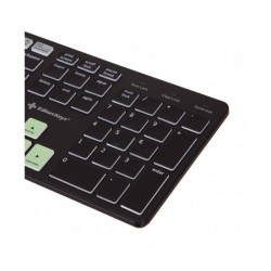 Editors Keys - EK-KB-LIVE-SLIM-US - EditorsKeys Ableton Live Slimline Keyboard