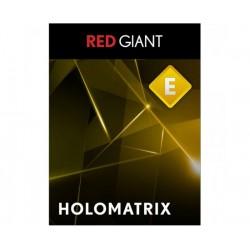Red Giant - HOLO-D - Holomatrix