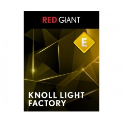 Red Giant - KNOLL-PRO-A - Knoll Light Factory Academic
