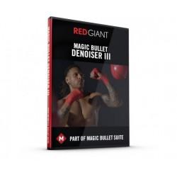 Red Giant - MBT-DENOISER-D - Red Giant Denoiser III