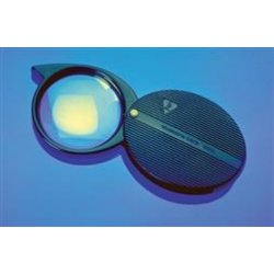 Bausch & Lomb - 812367 - Bausch & Lomb 812367 Folding Pocket Magnifier, triple lens, 5x to 20x magnification