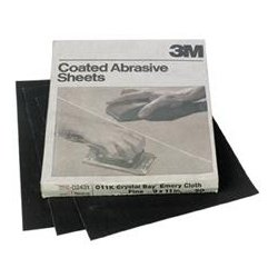 3M - 051144024322 - Utility Cloth Sheets 011K - 250 pack