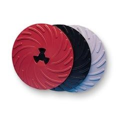 3M - 051144817344 - 3M? Disc Pad Face Plates Ribbed - 10 pack