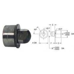 Carr Lane - CL11BDP - Bullet-Nose Diamond Pins