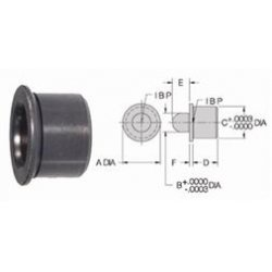 Carr Lane - CLB8000 - Bushings for Bullet-Nose Pins