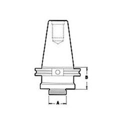 Criterion Machine Works - 20150 - 1-1/2-18 Thread V-Flange Shanks