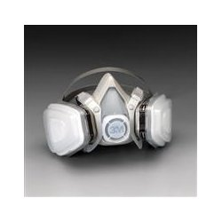 3M - 051138660708 - 3M? Dual Cartridge Respirator Assembly