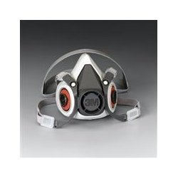3M Half Facepiece 6000 Series