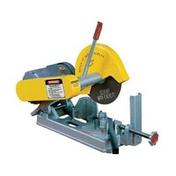 Everett Industries - 100121 - Dry Cutoff Machine, 10 Mitering
