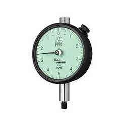 Mahr Federal - 2014698 - Continuous Reading Dial Indicator, AGD 2, 2.250 Dial Size, 0 to 1 Range