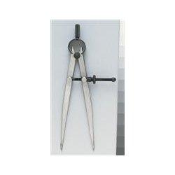 General Tools - 31604 - Flat Leg Dividers
