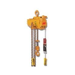 Ingersoll-Rand - ML500K-2C10-C6 - 1/2 Ton 10'lift Air Chain Hoist