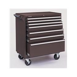 Kennedy - 10160 - 7-Dr. Professional Series Roller Cabinet