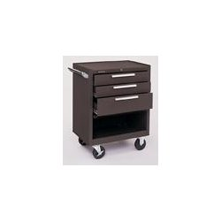 Kennedy - 10298 - 3-Dr. Industrial Series Roller Cabinet