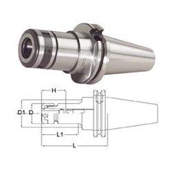 Lyndex-Nikken - BT50-SK16-195 - Collet Chuck, BT50, SK16, Project 195mm