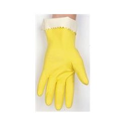 Mcr Safety - 5250xl - Gloves Latex Flocked Xl Pk12 (pack Of 12)