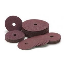 Saint Gobain - 66623357281 - Aluminum Oxide Fiber Discs - 25 pack