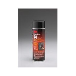 3M - 021200963162 - 3M? FoamFast 74 Spray Adhesive Clear - 12 pack