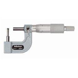 Mitutoyo - 115-313 - Tube Micrometer, 0-1 In, 0.0001 In