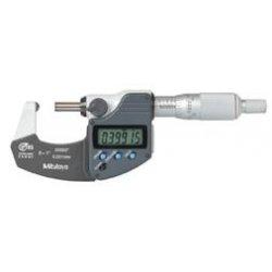 Mitutoyo - 395-371 - Digimatic Spherical Face Micrometers