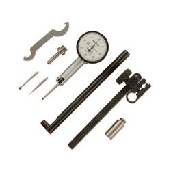 Mitutoyo - 513-504T - Test Indicator Set, Swl Hd, 0 to 0.100 In