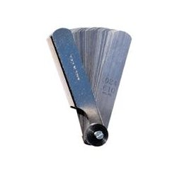 Mitutoyo - 950-252 - Thickness Gage, Tapered, 0.0015-0.0250 In