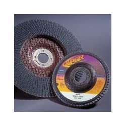 Saint Gobain - 63642503520 - Charger R822 Flap Discs - Type 27 - 5 pack