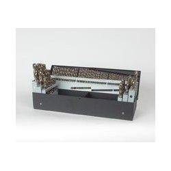 Precision Twist Drill - 090600 - Cobalt High Speed Steel Drill Sets - Bronze Oxide Finish