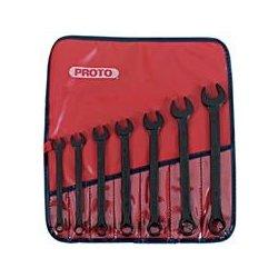 Proto - 07369 - Combination Wrenches, Standard Black Oxide