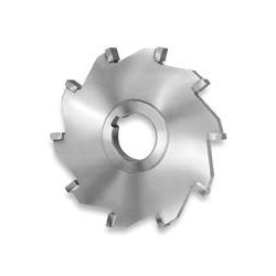 Hannibal Carbide Tool Rock River - 254040 - Type 2540 Carbide Tipped Side Milling Cutters