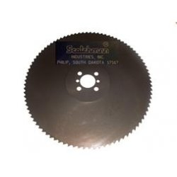 Scotchman - 74350 - Scotchman 74350 Cold Saw Blade; 12-1/2 Inch x 180 Teeth x 40...
