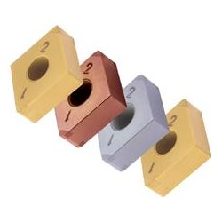 Sumitomo Electric Carbide - 4NCCNGA432W-BNC300 - Diamond Turning Insert, CNGA, 432, MULTI-TIP (4)-BNC300