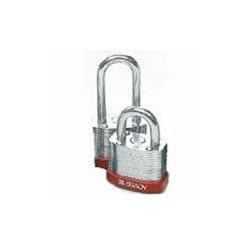 Brady - 105898 - Steel Padlocks, Keyed Differently