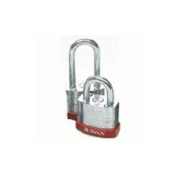 Brady - 99500 - Steel Padlocks, Keyed Differently