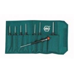 Wiha Quality Tools - 26399 - Precision Screwdriver Set, Hex Pouch