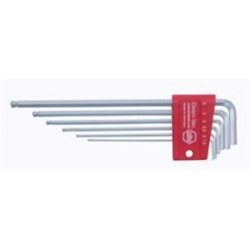 Wiha Quality Tools - 66993 - 22-Pc Ball End Hex Key Set (Metric/SAE)