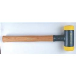 Wiha Quality Tools - 80025 - Dead Blow Hammers, Hickory Handle - 5 pack