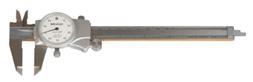 Mitutoyo - 505-675-55 - Dial Caliper, 6 In, Orange, 0.100/Rev at Sears.com